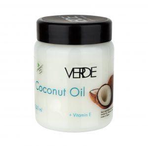 Кокосове масло косметическое Верде