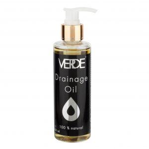 лимфодренажное масло для тела